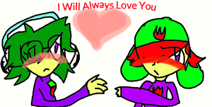 I Will Always Love you... by HegyThePuffball01