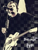 Tom Delonge by Zuza182