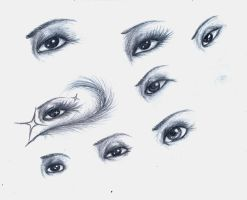 Asian eyes by Letty94