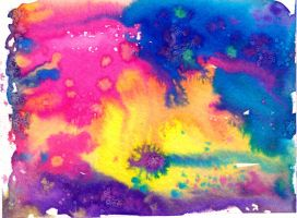 rainbow nebula (PRINT AVAILABLE) by arumise