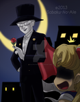 WTF Tuxedo Mask? Holy sh... by The-PirateQueen