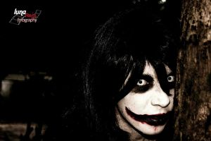 Jeff the killer cosplay- Smile for my by haozeke93