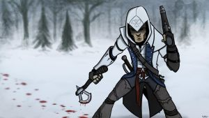 006 - ASSASSINS CREED by ebbewaxin