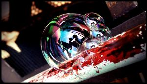 Bloody Bubble by Deathly-Sora