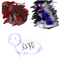 Cystic Batch 10 [CLOSED] by AgenderedKing