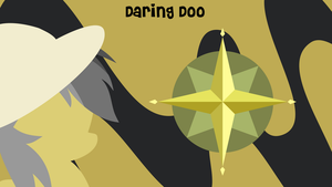 Daring Doo Wallpaper by oOBrushstrokeOo
