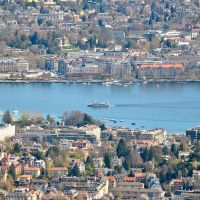 Lake Zurich by Kancano