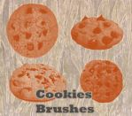 Cookies Brushes by remygraphics