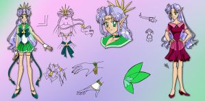 Sailor Trifolium by nephrite-butterfly
