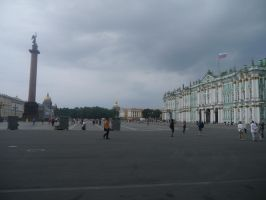 Across Palace Sqaure by Party9999999