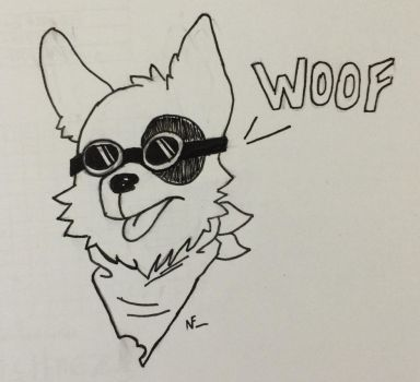 Woof by nukefox1