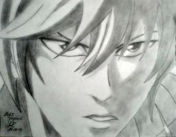 Light Yagami by underpowerxo