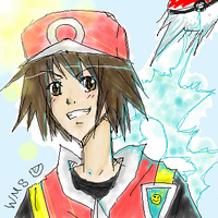 Pokemon Trainer by watermelonseeds