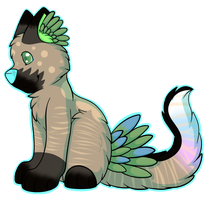 Iron Artist 47: Saffi by CollectionOfWhiskers