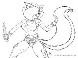 Kate: She'll mess you up. by scificat