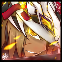 [Elsword] Avatar Kage Angelo by ClairSH