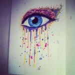 Realistic eye [FAIL] by xNiallersPotatox