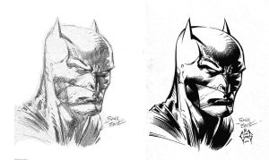 Batman Commission with Finch!! by Lobo-Cuevas