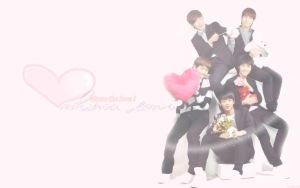 SHINee Love Wallpaper by Lightlubxx