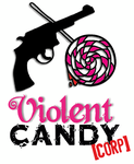 Violent Candy Logo by CaptaineNyx