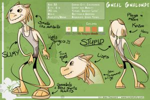 Gneal ref by flipsidered