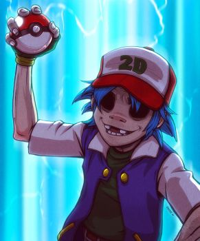 2D ASH by EddieHolly