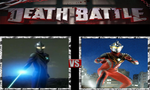 Ultraman Agul vs. Ultraman Justice by ScarecrowsMainFan