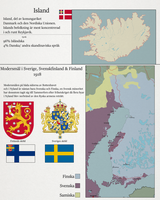Iceland and the languages in Sweden and Finland by Jockehh