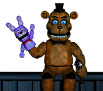 Funtime Classic Freddy 2 by YinyangGio1987