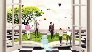 DBSK - When the door opens by BiLyBao