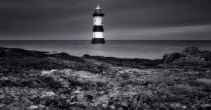 Penmon Lighthouse by Mitch1969
