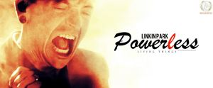 Powerless Linkin Park Wallpaper by Vikuutt