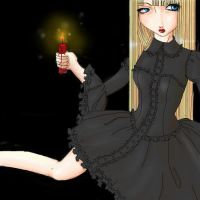 Candlewax by DarkDevi