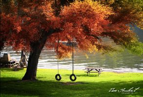 Autumn Days by IsacGoulart