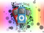 Rainbow Nano Ipod by DDrAgO