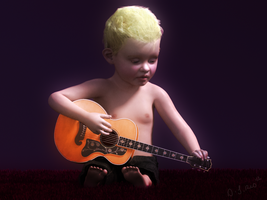Lil' Musician by Zethara