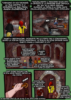 Capitolo 06 Pagina 1 An Another Life 1-2 by CyndaBytes