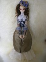 Victorian Country Gentlewoman5 by raewhitewolf