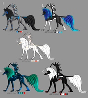 Har'olthrea Adopts - CLOSED by Artha-Demon