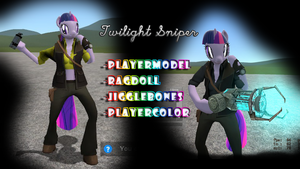 [DL]Twilight PlayerModel by CobbaltCO