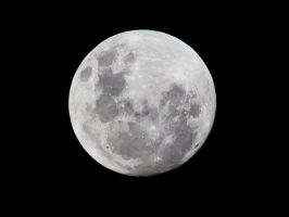 Super Moon May 2012 by Labrug