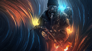 Tom Clancy The Division - wallpaper by matrix2525