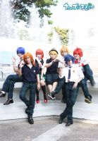Uta no Prince-sama in Summer by vana-chan