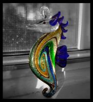 Seahorse Decoration by Tickle-Your-Fancy