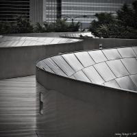 Chicago in Squares - 2 by PeppermintStripe