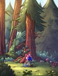 being forest by Anako-ART