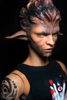 ImplDoll Chad BJD Face-up Commission by Pepstar by PepstarsWorld