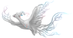 Togekiss Moltres Fusion by SleepyFoxes