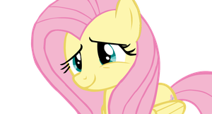 Fluttershy vector by Raavcia