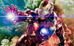 Iron Man wallpaper by briorey